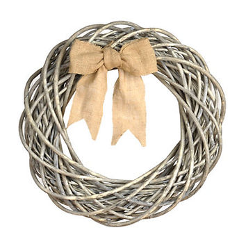 Willow Branch Wreath