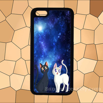 Sailor moon Luna and Artemis,iPhone 6 case,iPhone 5/5S case,iPhone 4/4S case,Samsung Galaxy S3/S4/S5 case,HTC Case,Sony Experia Case,LG Case
