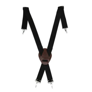 95014 - 2 Inch Wide Padded Work Suspenders with Snaps | Style n Craft