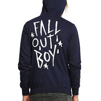 Fall Out Boy Logo Hoodie