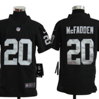 30% off Youth Nike Oakland Raiders 20 Darren McFadden Game Team Color Jersey - Online Coupons Discount For Cheap