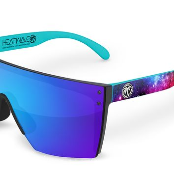 Lazer Face Sunglasses: Hyperspace GALACTIC Customs
