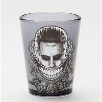 Smile Joker Suicide Squad Shotglass 1.5 oz - DC Comics - Spencer's