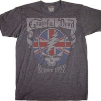 The Grateful Dead Europe 1972 T-shirt - The Grateful Dead - | TV Store Online