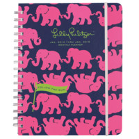 2014 Lilly Pulitzer Monthly Planner | Lifeguard Press