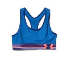 Under Armour Girls' UA HeatGear Armour Bra