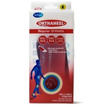 Scholl Orthaheel Regular Orthotic (extra small)