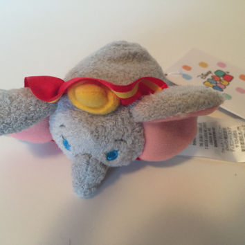 Disney Store Uk 75th Anniversary Dumbo Mini Tsum Plush New with Tags
