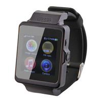 Newest Bluetooth Smart Wrist Watch Phone Mate Sport Watch For Mobile Phone Black