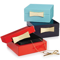 kate spade new york Garden Drive Square Jewelry Box Collection