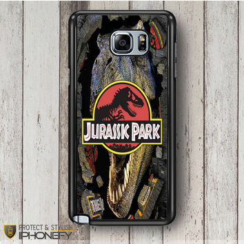 Jurassic Park Samsung Galaxy Note 4|5 Case|iPhonefy