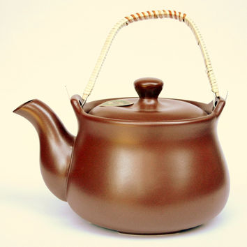 Stovetop Japanese tea kettle