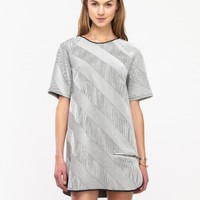 Assembly New York Raglan Dress in Pattern