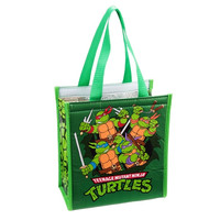 Teenage Mutant Ninja Turtles Insulated Shopper Tote/Lunch Bag