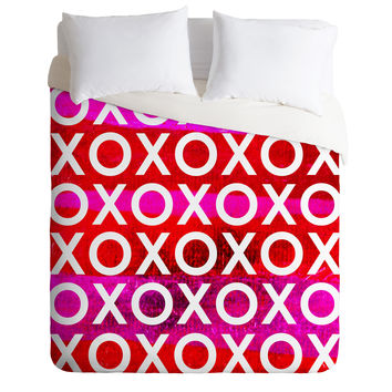 Sophia Buddenhagen Hugs And Kisses Duvet Cover
