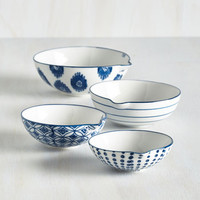 Boho Prettiest Portions Measuring Cups by ModCloth
