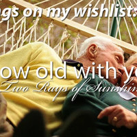 couple, love, in love, grow, old - inspiring picture on Favim.com