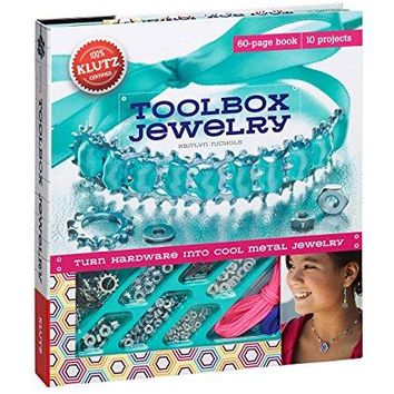 Toolbox Jewelry BOX NOV
