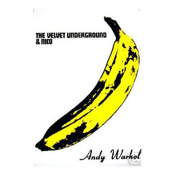 Andy Warhol The velvet underground and nico