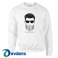 Beard Code Sweatshirt Unisex Adult Size S to 3XL