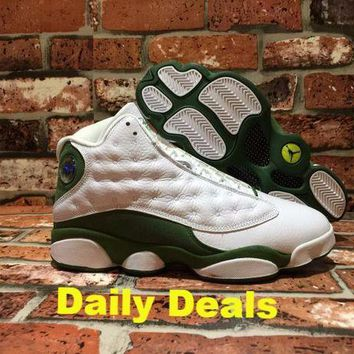 DCCK Air Jordan 13 Retro AJ13 Ray Allen PE 414571-125 US 7-13