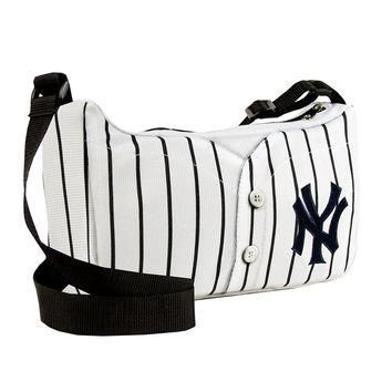 New York Yankees MLB Team Jersey Purse
