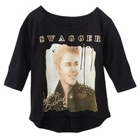 Justin Bieber Swagger Tee - Girls