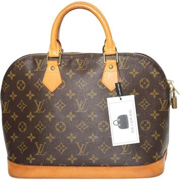 Louis Vuitton Alma M51130 4313 ON LAYAWAY