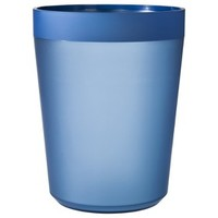 Room Essentials® Wastebasket - Dark Blue