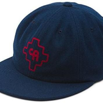 vans-shoes-off-the-wall-men-s-jarvis-california-collection-strapback-hat-cap-navy number 1