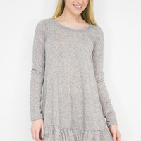 Libby Lace Accent Tunic