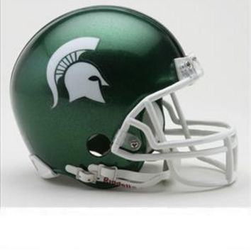 Collegiate Mini Replica Helmet - Michigan State