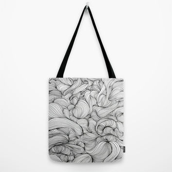 Fabric Tote Bag by DuckyB (Brandi)