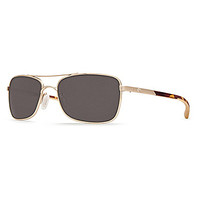 Costa Palapa Sunglasses - Rose Gold