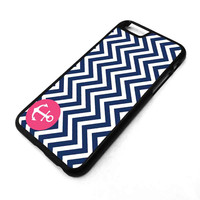 ANCHOR MONOGRAM 2 iPhone 4/4S 5/5S 5C 6 6 Plus Case Cover