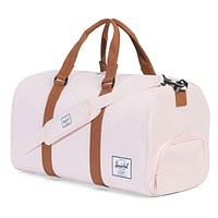 Novel Duffle in Cloud Pink by Herschel Supply Co.