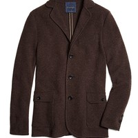 Men's Cashmere Sweater Jacket