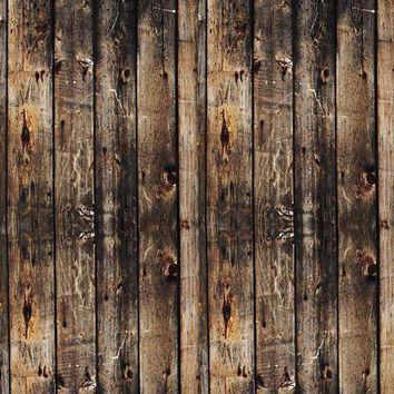 DISTRESSED WOOD BACKDROP - 8x8 - LCCF4055 - LAST CALL