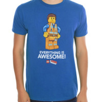 The LEGO Movie Everything Is Awesome! T-Shirt