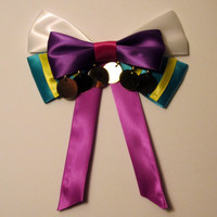 Esmeralda Hair Bow Hunchback of Notre Dame Disney Inspired