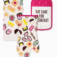 eat cake 3 piece set