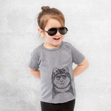 Loki the Malamute - Kids/Youth/Toddler Shirt