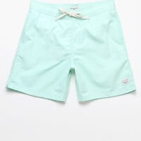 Modern Amusement Solid Drawstring Volley Boardshorts at PacSun.com