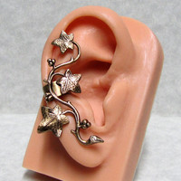Forest Ivy Ear Cuff