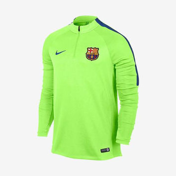 Barcelona Youth Drill Top
