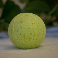 Island Nectar Extra Large All Natural Bath Bomb Fizzy