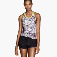 H&M Running Tank Top $14.95