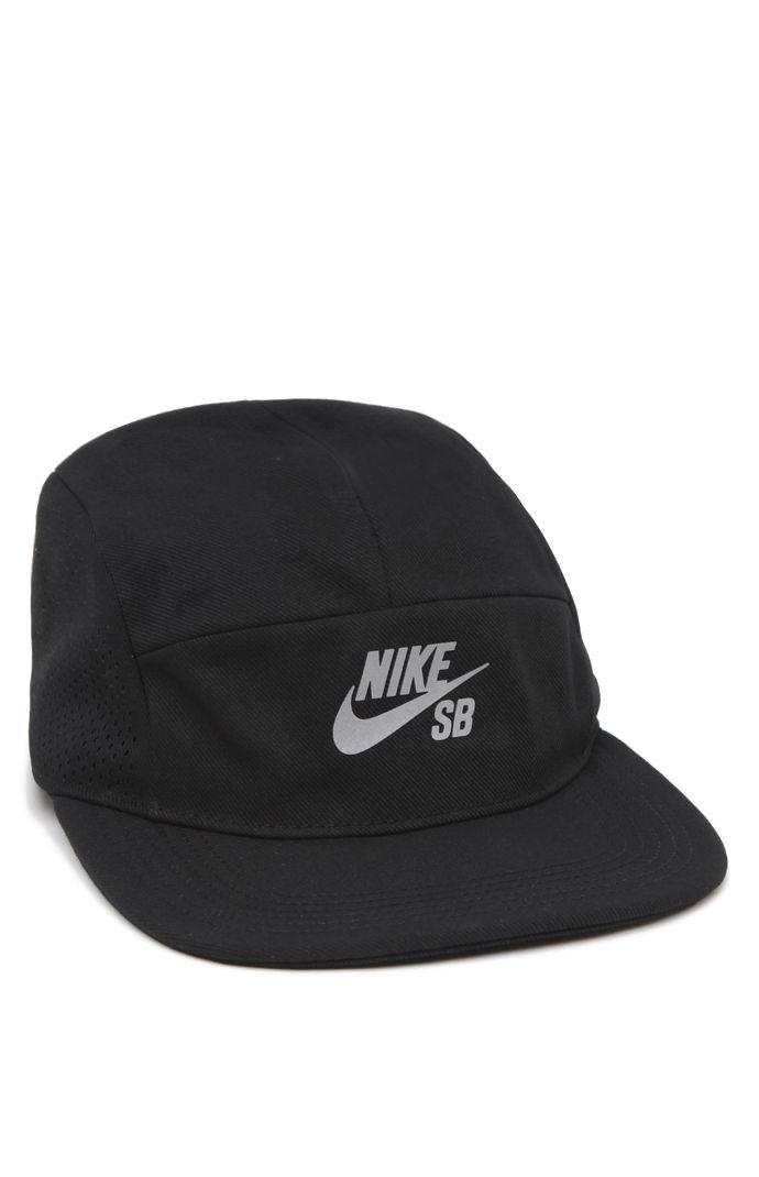 3ce49517ea6 Nike SB Perforated 5 Panel Reflective Hat - Mens Backpack