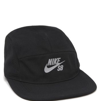 Nike SB Perforated 5 Panel Reflective Hat - Mens Backpack
