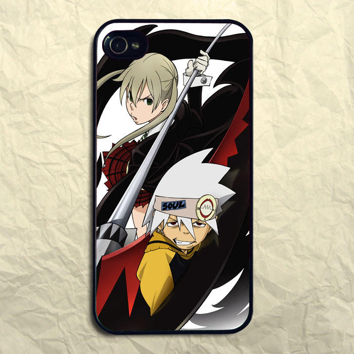 Cartoon Soul Eater Ipod Touch 5 Case From Blicase Com